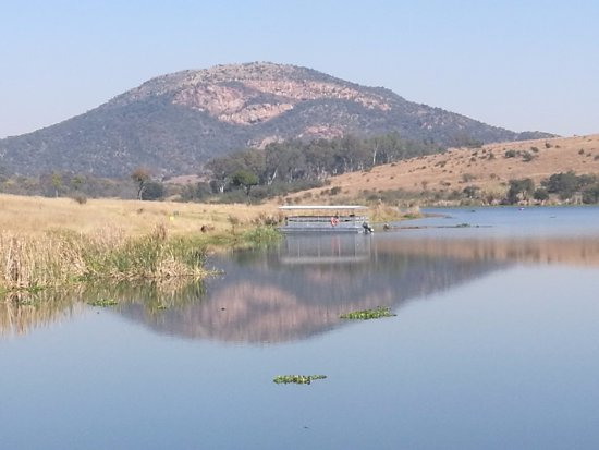 Muldersdrift, South Africa: Another view from the dam wall