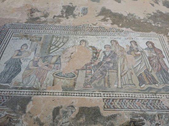 Casa di Dionisio - Mosaico \