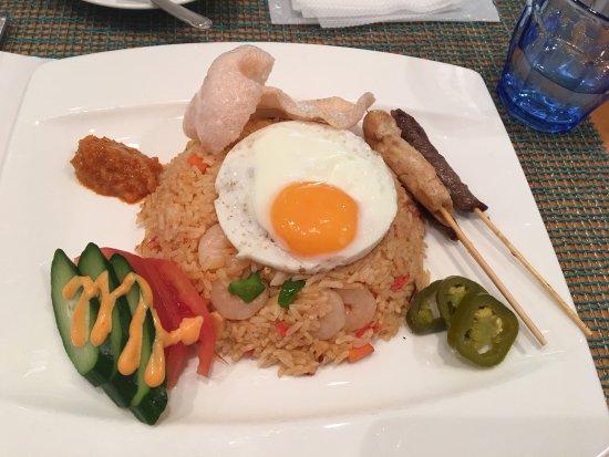 Tomisato, Japonya: カリフォルニアレストラン