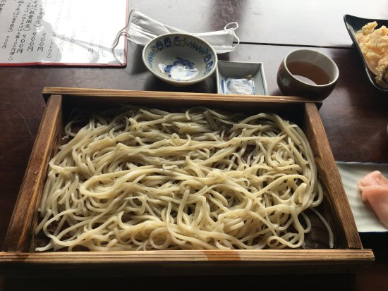 Oishida-machi, Япония: さらしなそば