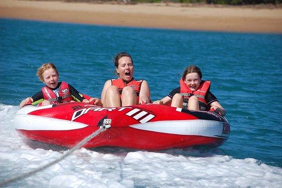 Isla Magnetic, Australia: Dart III triple seater