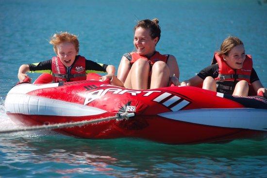 Isla Magnetic, Australia: All smiles