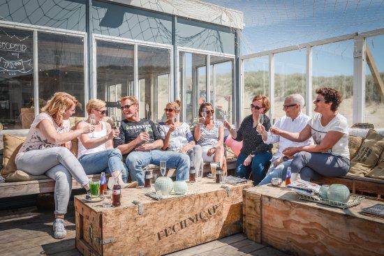 Den Burg, Nederland: Proost!