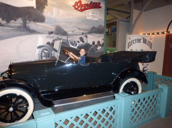 Museo Henry Ford: Another place for a hands on experience. I recognized many things from growing up.