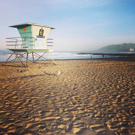 Picture Of San Buenaventura State Beach