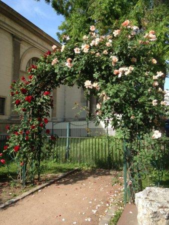 grosse pierre jardin elegant charmant grosse pierre decoration jardin amnag prs d une cloture. Black Bedroom Furniture Sets. Home Design Ideas