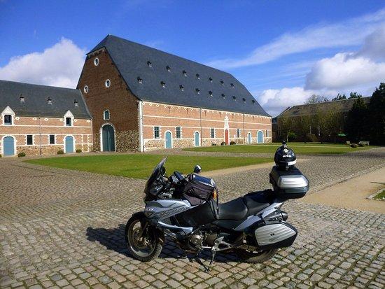 Abbaye de la Ramee - Patrimoine exceptionnel de Wallonie