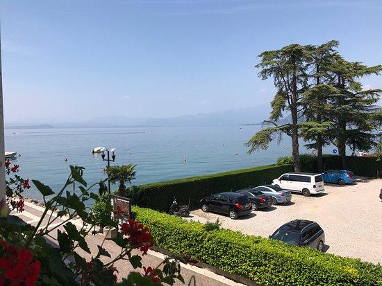 Hotel Vela d'Oro: Uitzicht vanuit de kamer