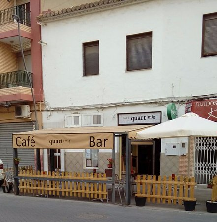 Quart de Poblet, Spain: Aquí Te Esperamos