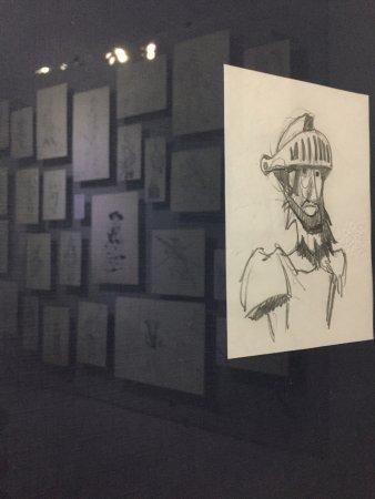 Casa Museo Solon: Cientos de Quijotes
