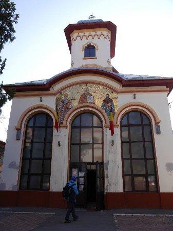 Oltenita, Romania: The main church of the city