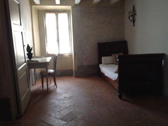 Villa Regina Teodolinda: Living room