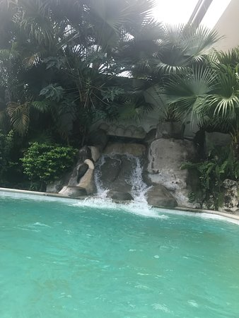 Gaia Hotel & Reserve: One of their many fabulous pools. They have several so you can have a private one most of the ti