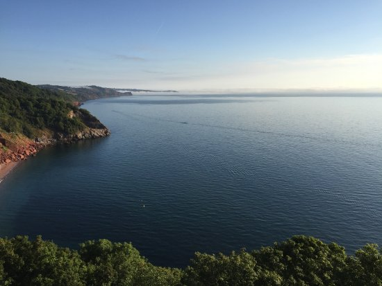 Headland View: Lyme Bay