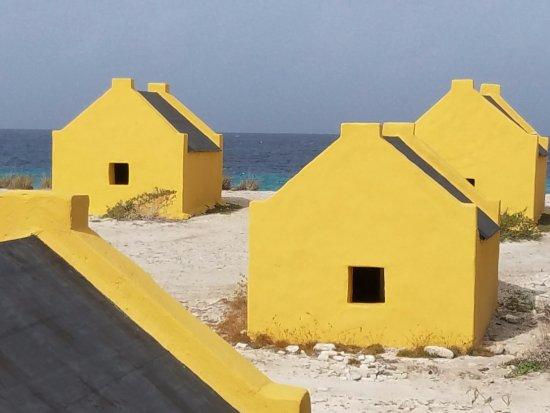 Kralendijk, Bonaire: Historical Slave Huts Bonaire