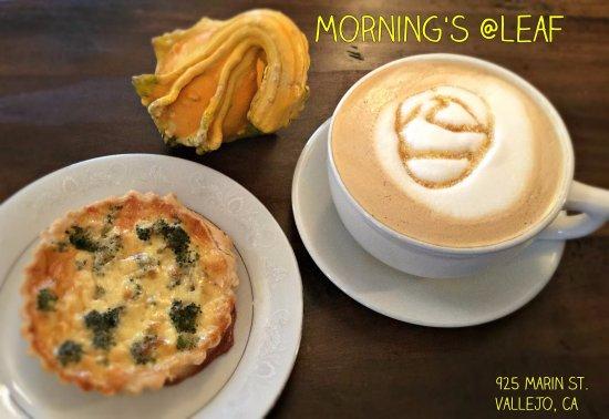 Вальехо, Калифорния: Mornings at LEAF