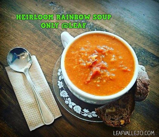 Вальехо, Калифорния: Soup