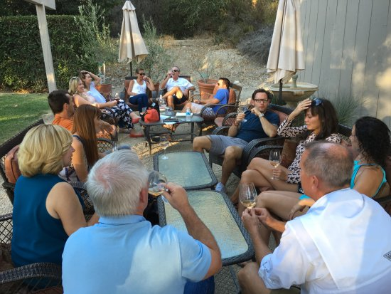 Santa Ynez, CA: Sit back, relax and enjoy!