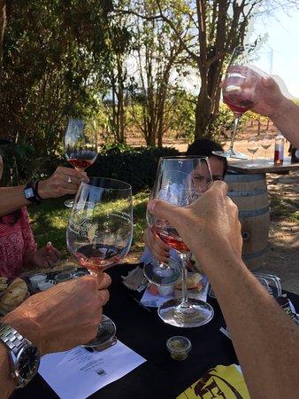 Santa Ynez, CA: Cheers!
