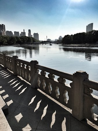 Shenyang, Kina: Seems like a pretty large park. Could spend a lot of time there. Definitely returning.
