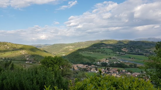 Pianello, Italien: Panorama