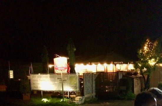 Casa Mia by night