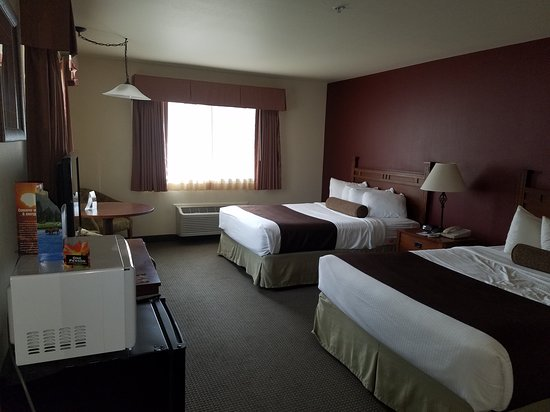 Chester, CA: Best Western Rose Quartz Inn