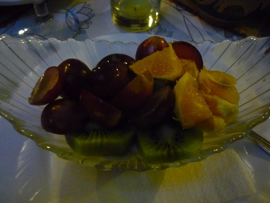 Marceliukes kletis : Salade de fruits pour le régine sans gluten