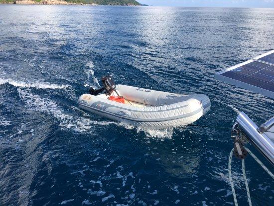 جزيرة ماهي, سيشيل: annexe  percée