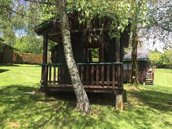 Camping Les Aurandeix
