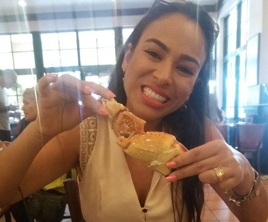 Joe's Stone Crab: Felicidade de criança!! kkk