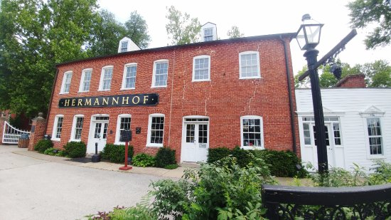 Hermann, MO: historic building
