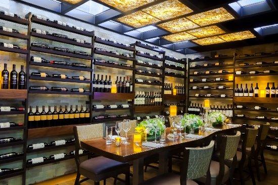 The Strand House Wine Cellar