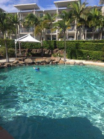 Kingscliff, Australia: one of the pools