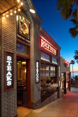 Rock 39 n fish manhattan beach menu prices restaurant for Rock n fish manhattan beach