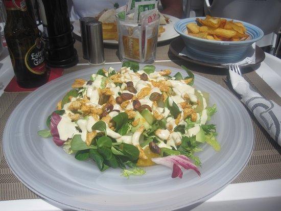 Razo : Salade