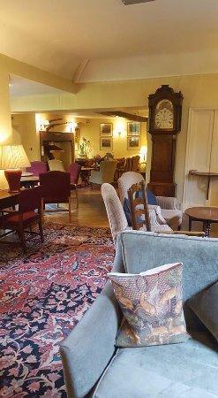 The Pheasant Inn: Main lounge