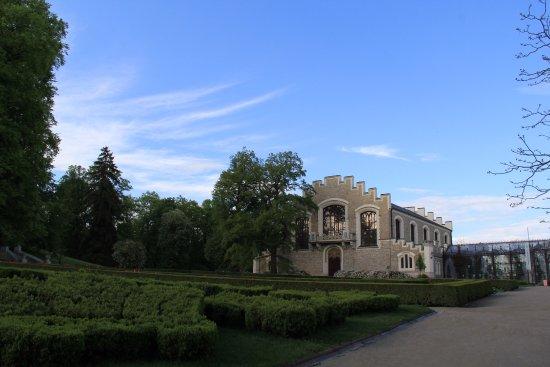 Hluboka nad Vltavou, Czech Republic: Парк