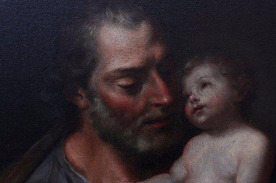 Ercolano, Italien: dipinto antico