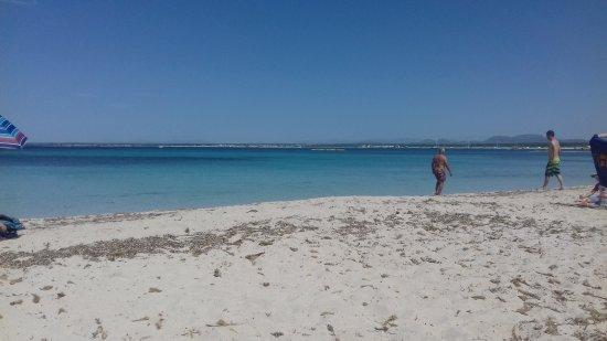 Playa de Es Trenc: 20170523_113733_large.jpg
