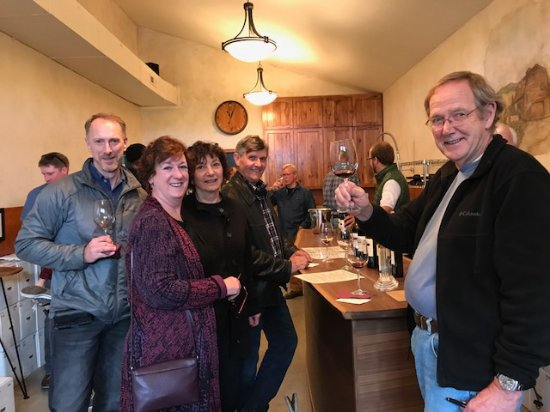 Walla Walla, WA: Enjoying WW Vintners
