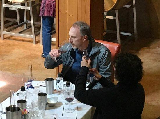 Walla Walla, WA: Wine Blending experience