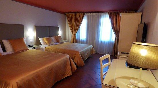 Hotel Leon Bianco: camera tripla o quadrupla
