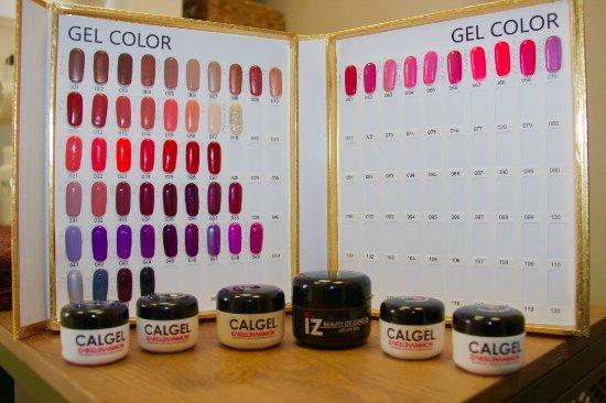 Calgel Natural Nail Overlay Colours Picture Of Massenka Massage Therapy Beauty Treatments Hove Tripadvisor