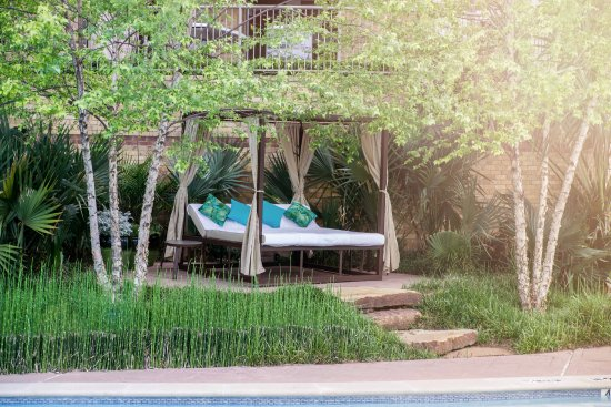 Irving, TX: Resort Pool day beds