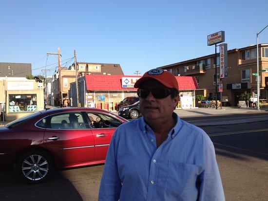 Coronado, CA: Movimento dos bares