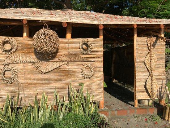 Altagracia, Nikaragua: Shower house closer