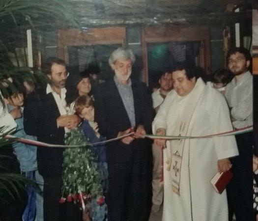 Belpasso, Italy: inaugurazione 5 giugno 1997