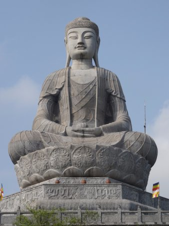Bac Ninh, Vietnam: le boudha