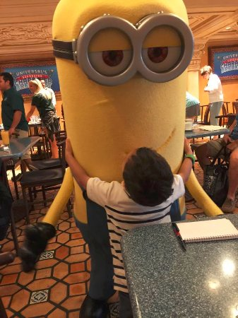 Cafe La Bamba Character Breakfast Reviews